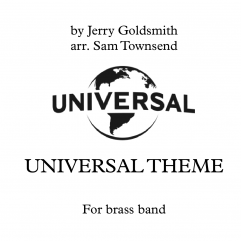 Universal theme For Brass Band